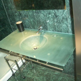 baño marmol