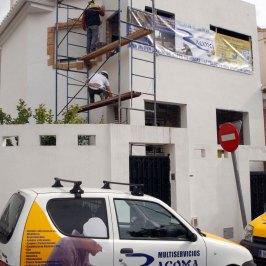 20110426.- FOTOGRAFIA: GONZALEZ MOLERO. REFORMAS DE VIVIENDAS